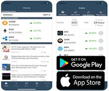 Finance App of the Week – Coinalysis