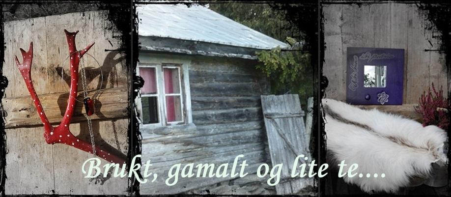 Brukt, Gamalt o lite te....