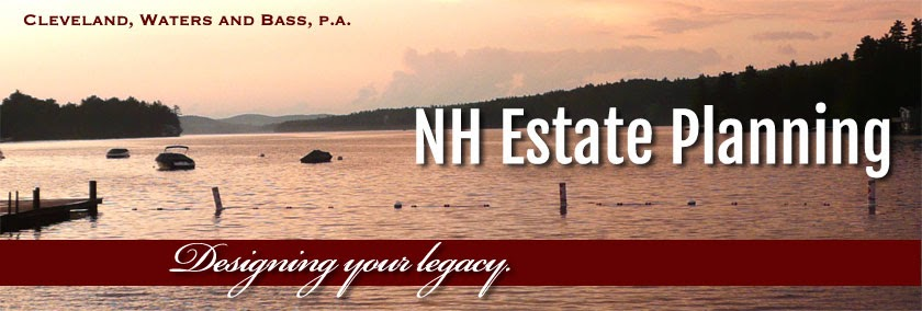 NH Estate Planning Attorneys - Cleveland, Waters and Bass, PA