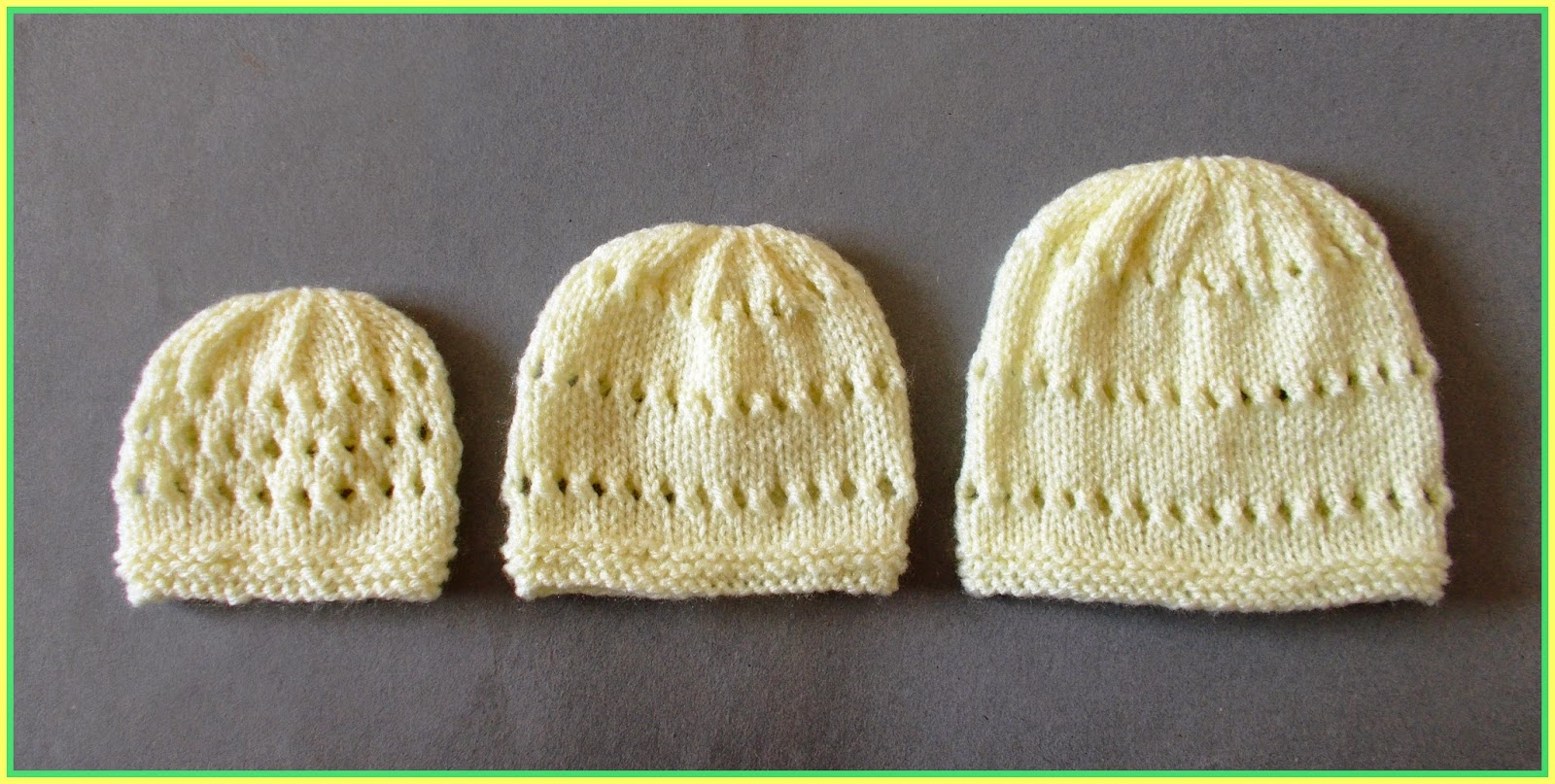 Mariannas lazy daisy days little jay premature baby hats little jay premature baby hats bankloansurffo Gallery