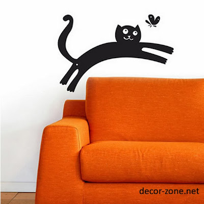 vinyl wall stickers for living room