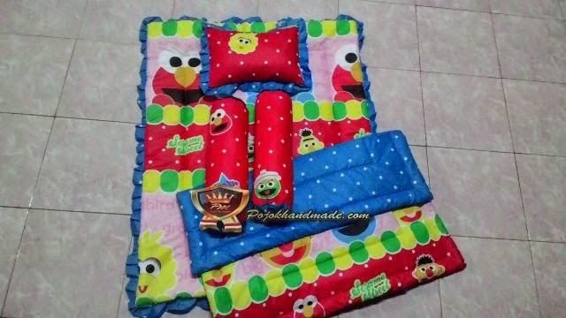 Baby Bed Set Sesame Street Hello Elmo Pojokhandamde.com Jogja