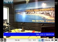En vivo desde FM Iberoamérica