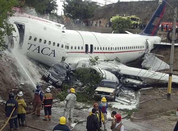 airplane crash essays