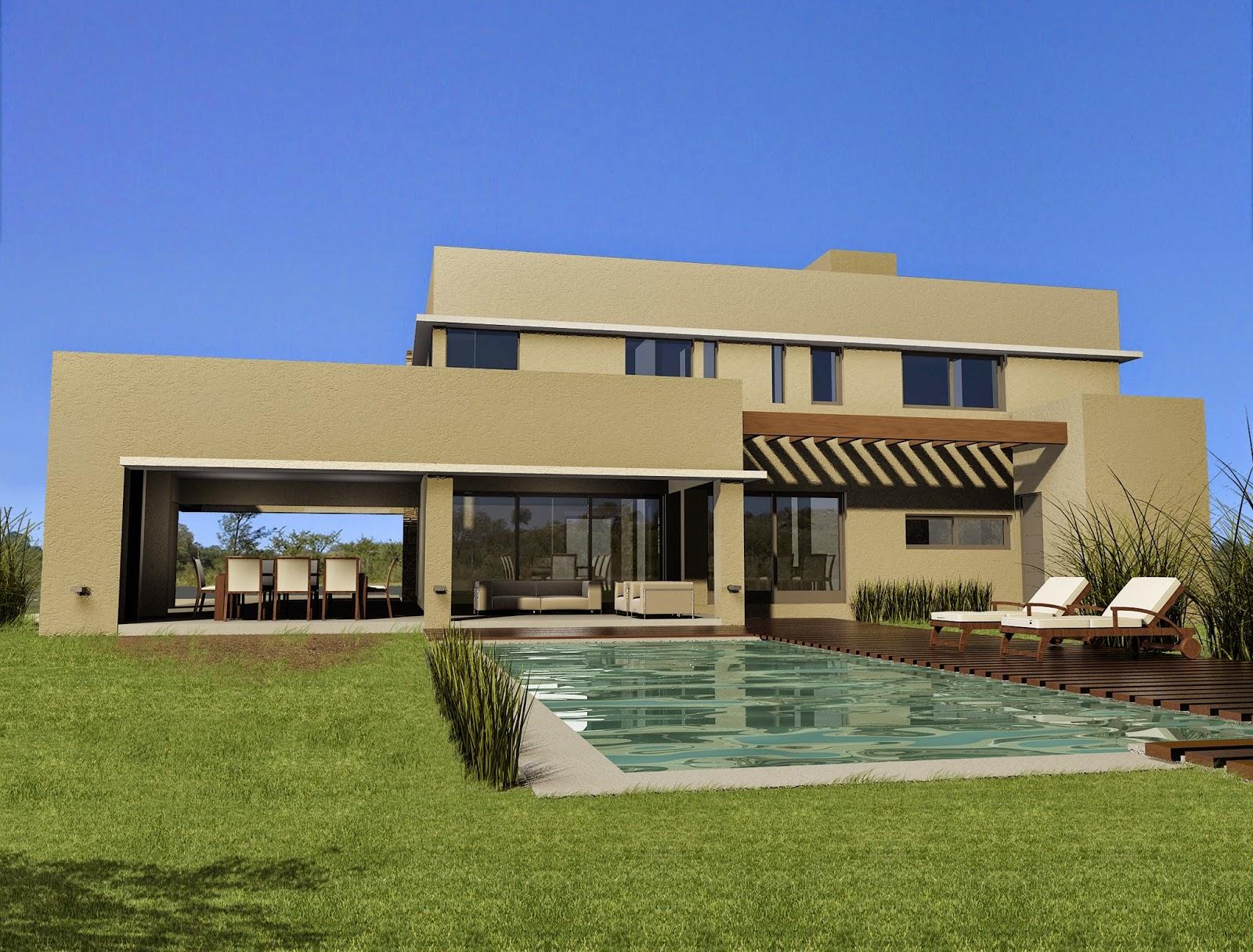 B B Arquitectura Arquitectura Residencial Vivienda Pyp