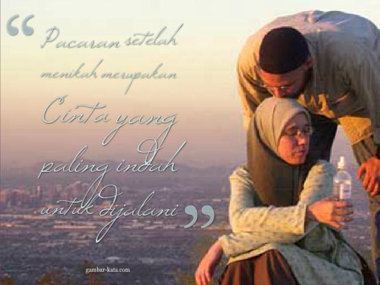 Kata Indah Islami Untuk Suami