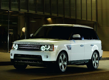 #12 Land Rover Wallpaper