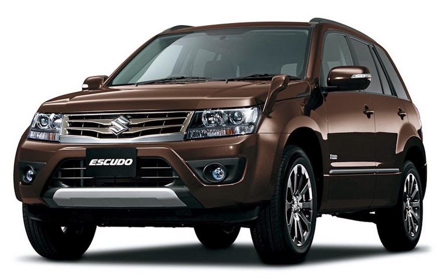 Harga Suzuki Escudo