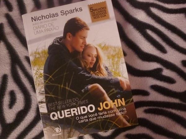 Nicholas Sparks livros