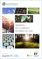 Panorama des cleantech en France 2018 GreenUnivers - 29/03/2018 à Bercy