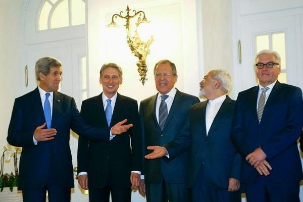 Iran-AS adakan pembicaraan nuklir