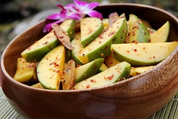 Vietnamese pickled veggies