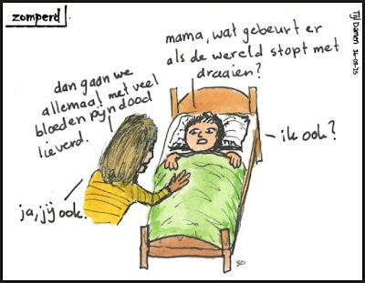 Zomperd - Een angstige kindervraag