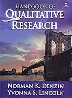 toko buku rahma: buku HANDBOOK OF QUALITATIVE RESEARCH, pengarang norman k. denzin, yvonna, penerbit pustaka pelajar