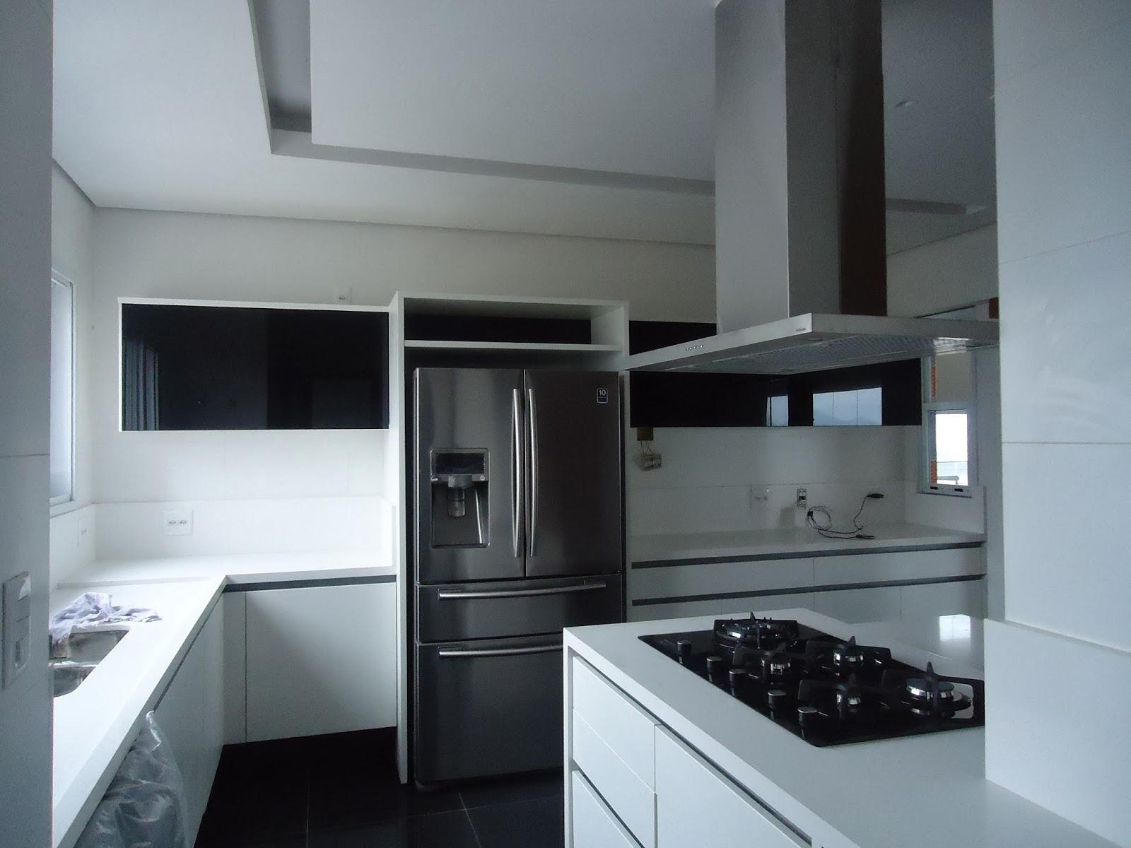 : Projetos Diversos (Cozinhas/Varandas Gourmet/Home Theater #506A7B 1600 1200
