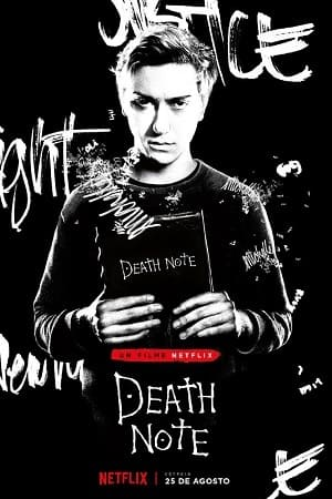 Filme Death Note - Netflix 2017 Torrent