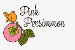 Pink Persimmon Stamps