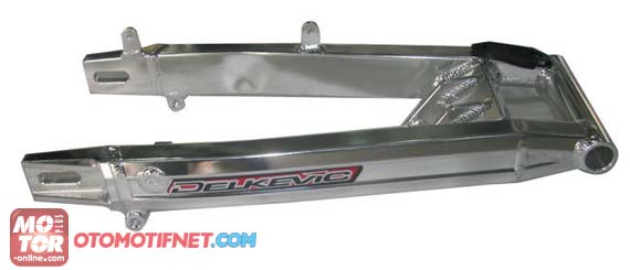 Swing Arm Delkevic Bikin Kekar Yamaha Jupiter MX