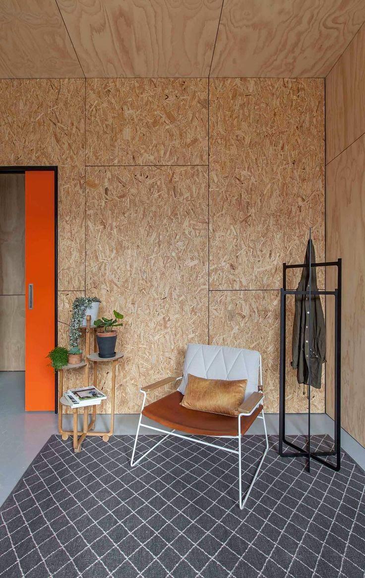 Decora tu casa con paneles osb el blog de cositas - Paneles para forrar paredes ...