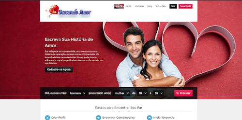 Buscandoamor.com.br site de Relacionamento