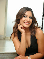 Prabha Jeet Kaur Hot photos at Intelligent Idiots Logo launch-cover-photo