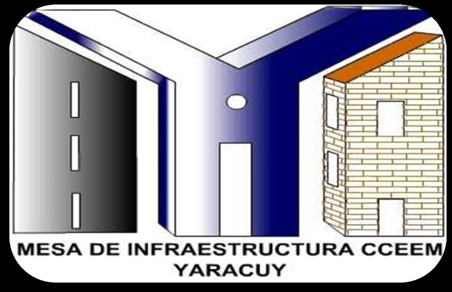 MESA DE INFRAESTRUCTURA