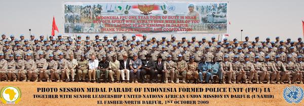 UNAMID FPU      I
