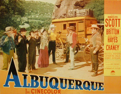 Albuquerque Film Poster