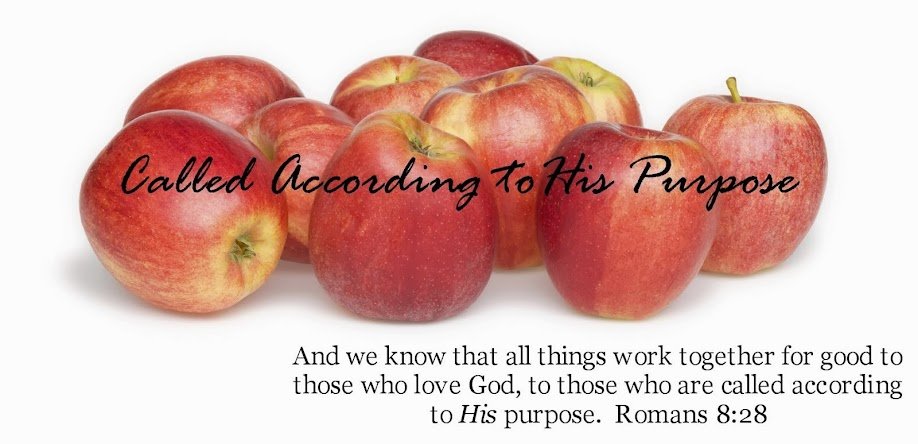 Called According to His Purpose