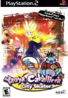Yanya Caballista City Skater   PS2 