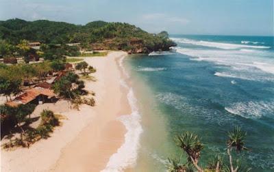 5 Wisata Pantai Jogja Yang Masih Tersembunyi
