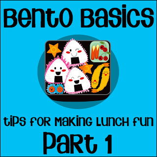 making lunch fun bentos