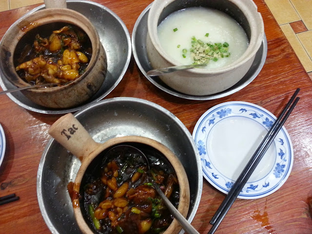 G7 Sinma Live Bull Frog Claypot Porridge