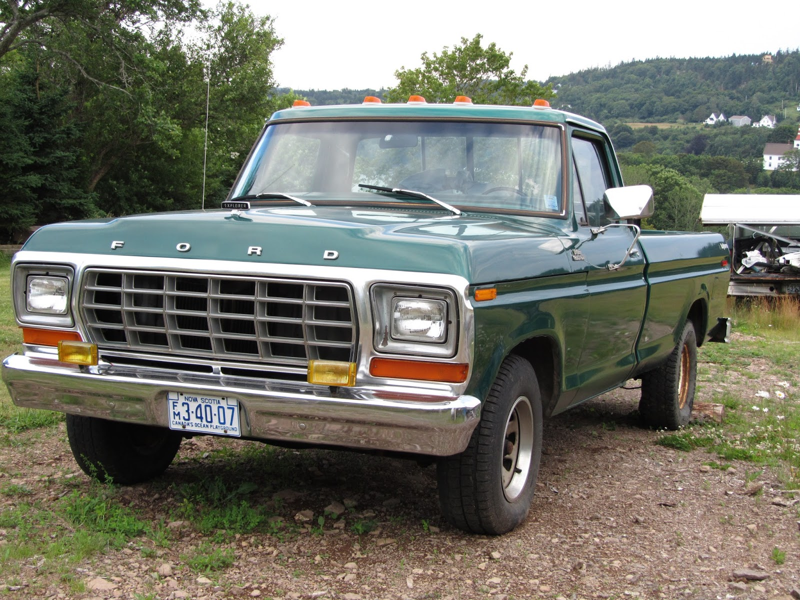 78 Ford F100 Custom Html Autos Weblog