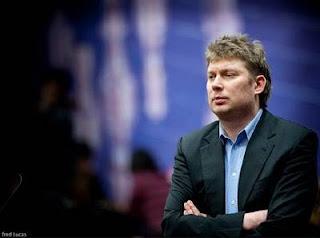 Echecs à Malmö : Alexei Shirov