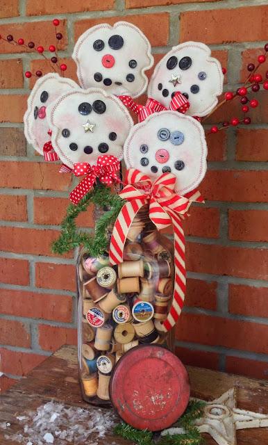 Order Snowman Buddies - $10.00 each