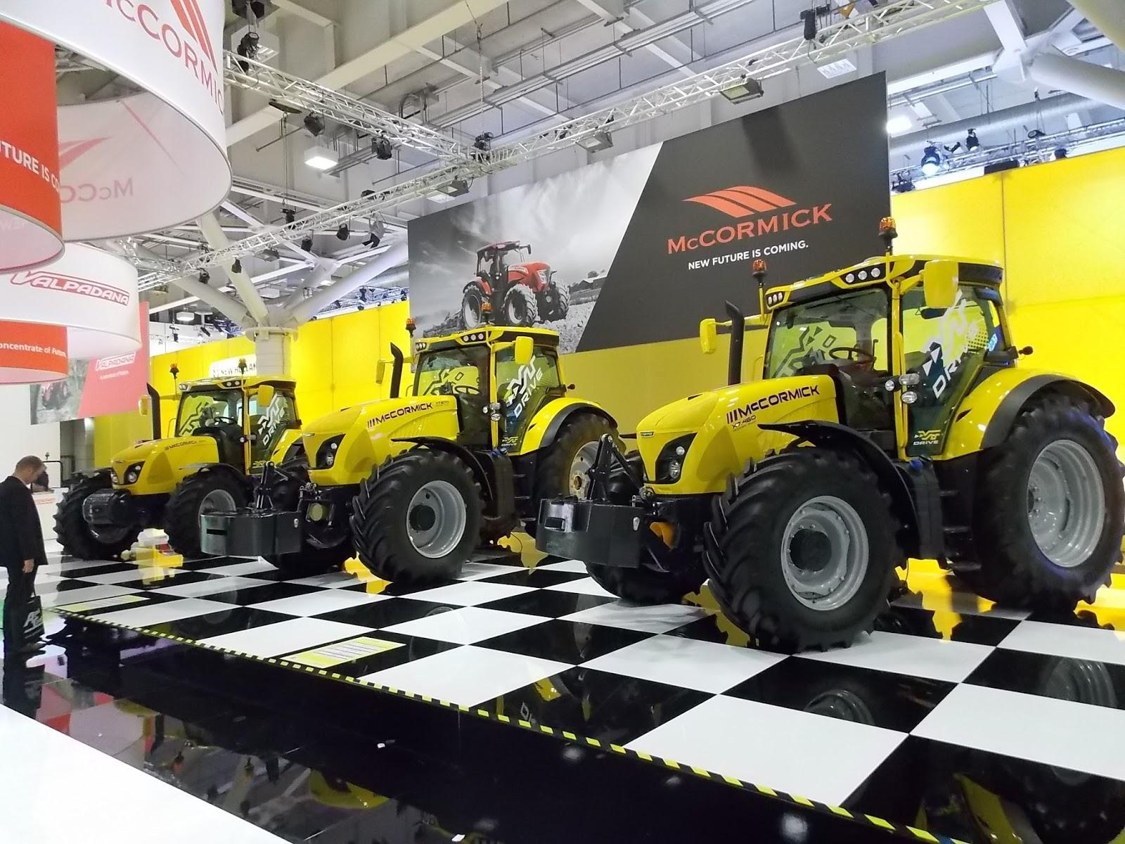 Más que máquinas agrícolas: ¿A QUÉ CHOCA?, LOS COLORES EN EL MUNDO ...