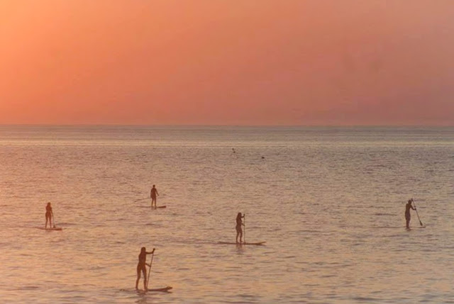 stand up paddle,sup,hossegor,hossegor surf club