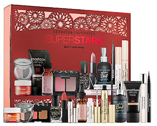 Coffret d'échantillons Sephora Favorites