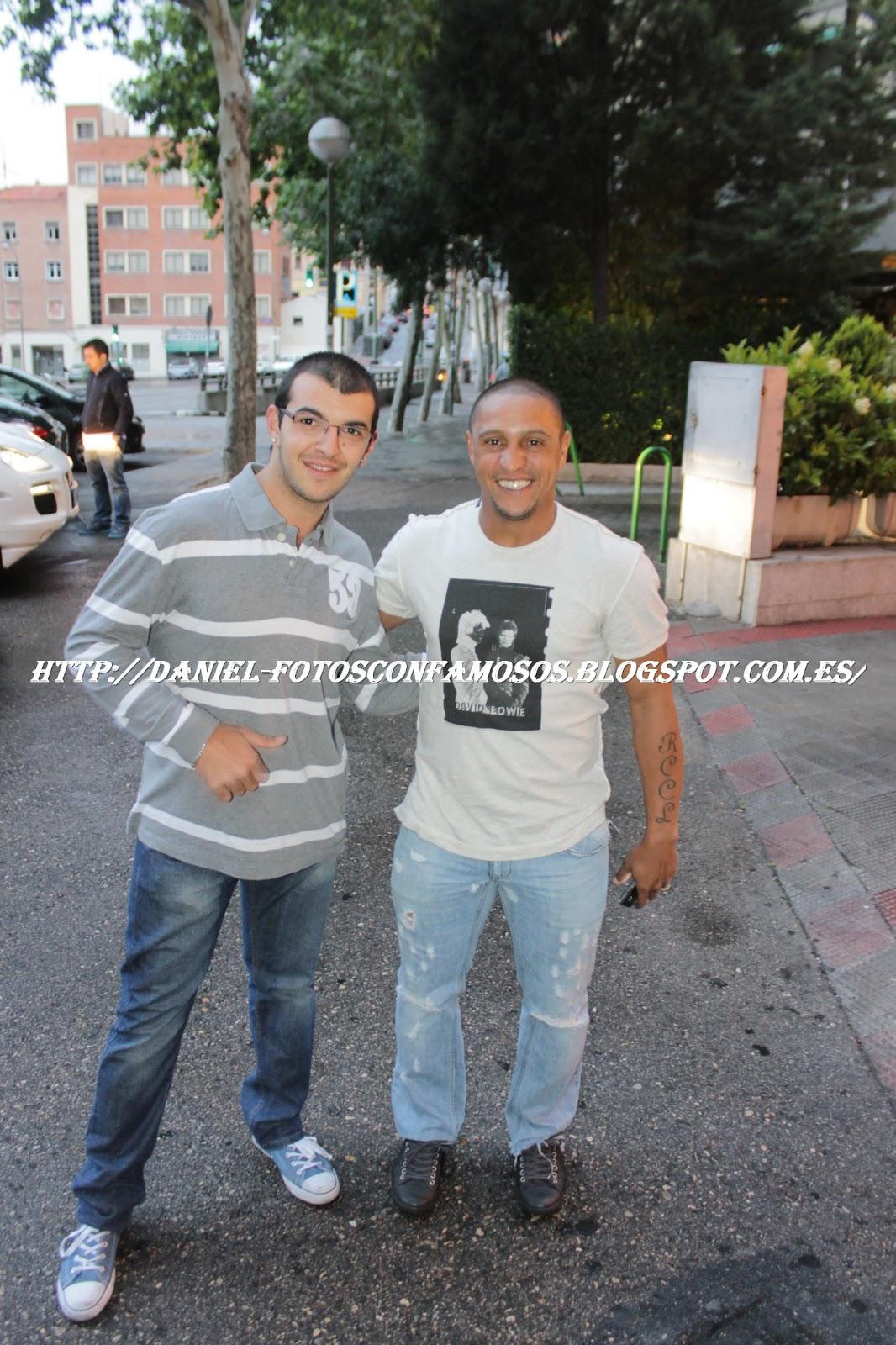 ¿Cuánto mide Roberto Carlos? (futbolista) - Altura - Real height Roberto+Carlos