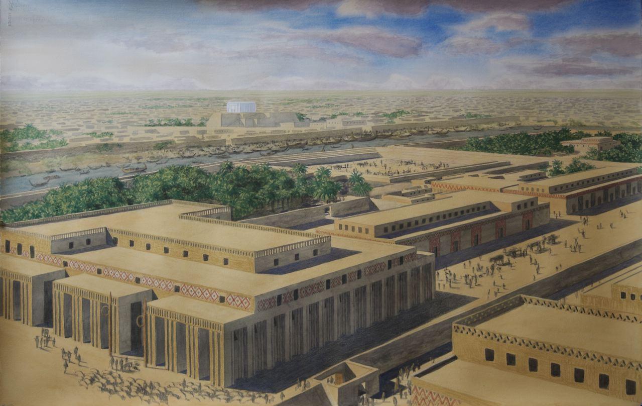 ~~Prehistoria~~ Las sociedades complejas: Próximo Oriente y otras áreas Uruk
