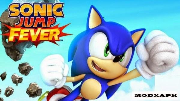 Sonic Jump Fever  v1.4.0 Mod APK (Unlimited Money)