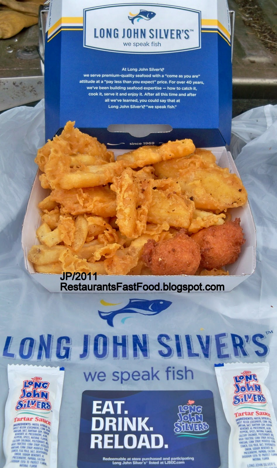 Warner robins georgia air force base houston restaurant for Long john silvers fish