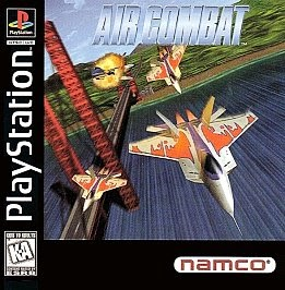 PSXtremes PlayStation Playground Air Combat PSOne Review