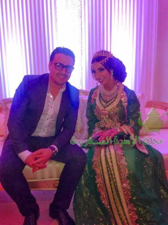 mariage dounia batma et mohamed al turk album photos