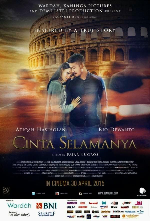 poster film cinta selamanya