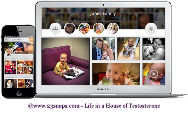 23Snaps Photo Sharing App Review