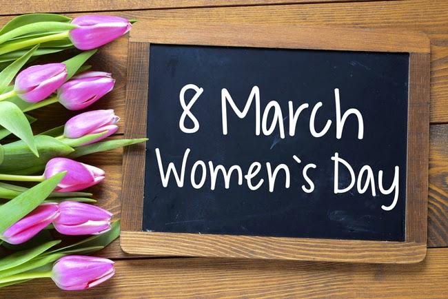 8 Martie - Ziua Mondiala a Femeii