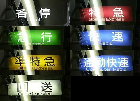 京王電鉄 7000系新幕