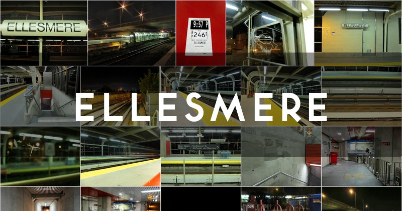Ellesmere station photo gallery